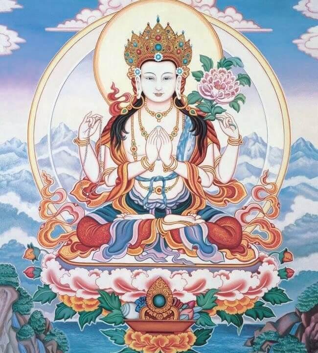 Medytacja Czerezika