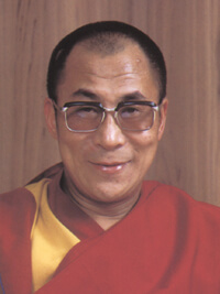 Dalajlama-portret