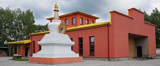 Świątynia Chmur Błogosławieństw