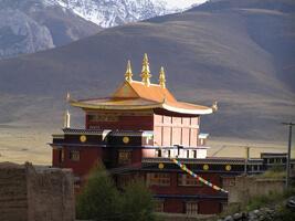 klasztor-Bencien-Tybet